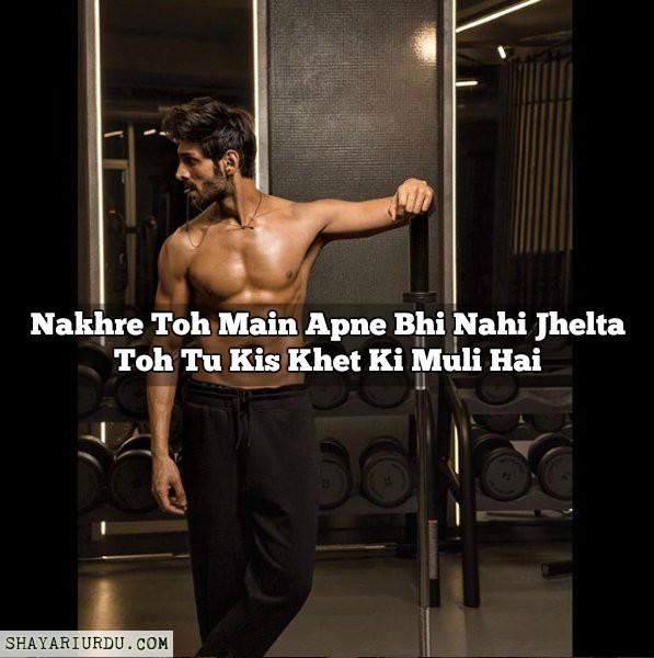 attitudeshayari20