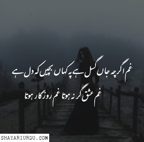 Ishq Poetry - Ishq Shayari in Urdu - Ishq Urdu Poetry | ShayariUrdu com